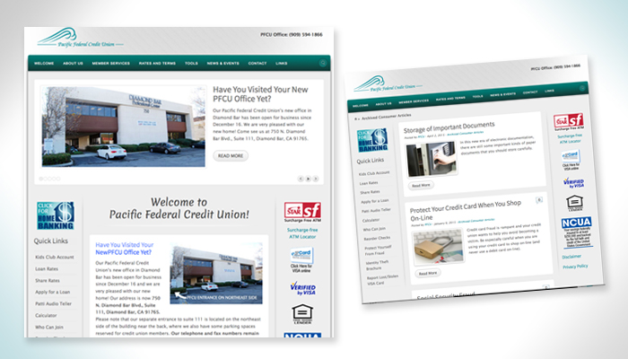Credit Union Marketing and Design